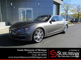 2018 maserati ghibli in troy mi united states for sale on jamesedition