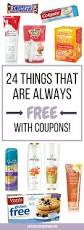 best 25 free food coupons ideas on pinterest free coupons free