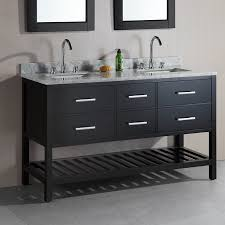 design element bathroom vanities shop design element espresso undermount sink