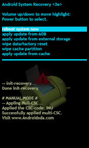 android boot into recovery how to boot your android phone tablet into recovery mode