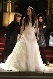 blair wedding dress gossip blair s wedding dress popsugar entertainment photo 10