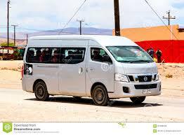 nissan caravan editorial photo image 63188566