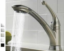 delta single handle kitchen faucet with spray plain decoration delta single handle kitchen faucet delta