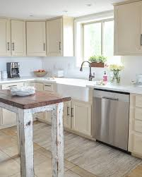 Win A Free Kitchen Makeover - farmhouse style kitchen makeover