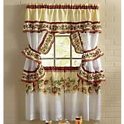 kitchen curtains window treatments for kitchens seventh avenue