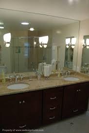 Contemporary Bathroom Mirrors by Bathroom Bathroom With Mirror Mirror On Mirror Bathroom Mirror