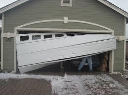 A1 Overhead Door by Broken Garage Door Wageuzi
