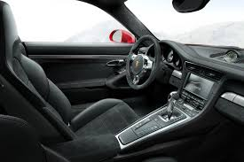 new porsche 911 interior new porsche 911 gt3 photos and details autotribute