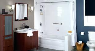 frameless bathtub doors home depot bathtubs with glass doors