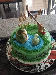 bass fish birthday cake ideas 81370 bass fish birthday cak