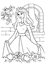 image princess color book coloring book