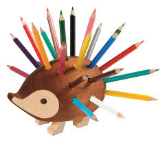 Pencil Holder For Desk These Cute Hedgehog Pencil Holders Would Make Lovely Gifts They