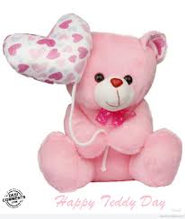 Cute Pink Pictures by 60 Happy Teddy Day 2017 Wish Pictures