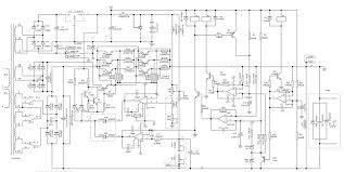 power supply schematics wiring diagram components