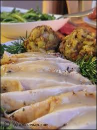 thanksgiving dinner for two webicurean