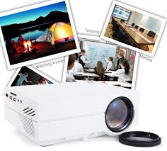 projector home theater excelvan gm60 portable mini led projector 1000lumens 1920x1080