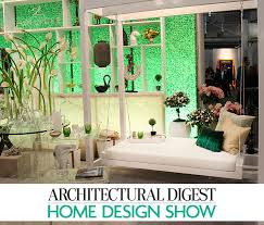 architectural digest home design show hours six hot interior design trends spotted at the 2015 architectural