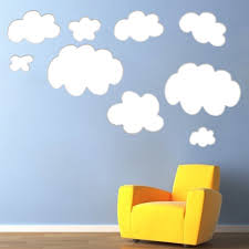 bedroom cloud decals cloud wall art design cloud wall decal zoom