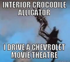 Interior Crocodile Alligator Interior Crocodile Alligator Quickmeme
