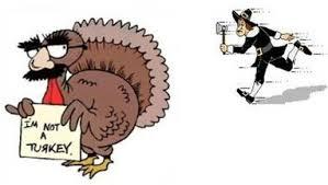 thanksgiving supper eat pork or eat turkey trot
