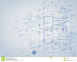 blueprint overlay stock photos image 34690093