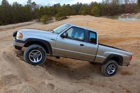 mazda 4 by 4 off road in my ford ranger mazda b3000 youtube