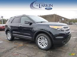 Ford Explorer 2015 - 2015 ford explorer xlt tuxedo black metallic in allen jay north
