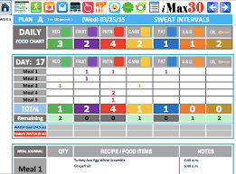 21 day fix excel tracker i love this amazing tracker i got off