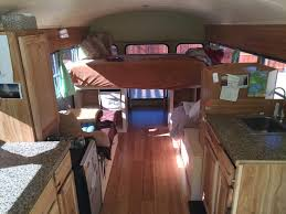 Church Converted To House by We Renovated An Old Church Bus Into A Beautiful Rv Album On Imgur