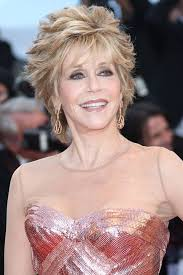 bing hairstyles for women over 60 jane fonda with shag haircut 85 best hairstyles images on pinterest layered hairstyles short