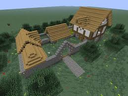 my 2 best buildings in creative check me out creative mode