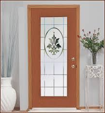 etched glass doors door decor doral etched glass window film with fleur de lis