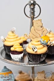 winnie the pooh cupcake topper sienna u0027s first birthday