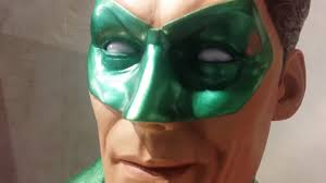 sideshow green lantern lifesized bust youtube