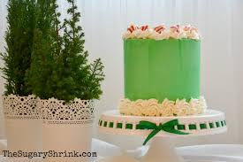 Christmas Cake Decorating Articles by O Christmas Treat Christmas Cakes And Holiday Desserts Parentmap