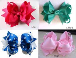 girl hair accessories 4 5 girl hair bows attached clip hair accessories baby hair bows