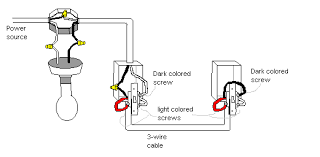3 way switch wiring diagram multiple lights pdf circuit and