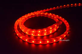 cbconcept ul listed red dimmable 110 120v ac flexible smd3528