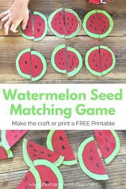 25 unique watermelon crafts ideas on pinterest watermelon decor