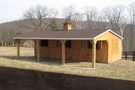 horse barns beam horse barns run in shed row horse barn with