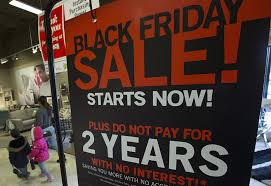 why do canadian stores even offer black friday sales macleans ca