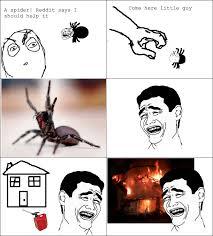 Spider Fire Alarm Meme - punkhobo u punkhobo reddit