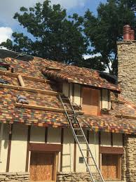 english tudor cottage 5 color masterpiece custom shingles