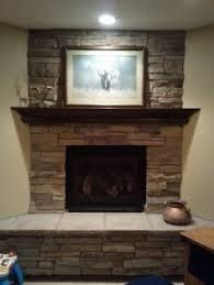 Gas Mantle Fireplace by Side View Of Corner Fireplace Love The Sitting Area And Little