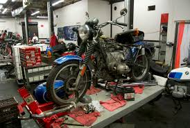 bmw motorcycle repair shops an r75 6 gets a transplant the moto