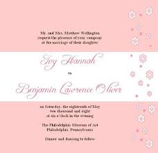 Catholic Wedding Invitation Wording Monic U0027s Blog Here Is A Sample Of How This Wedding Invitation Will