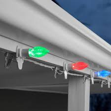 lightshow 20 light colormotion cliplights c9 multi light string