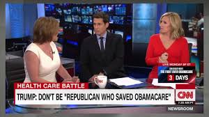 trump supporter paris dennard tries all he can to defend