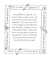 time capsules kindergarten nana