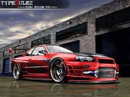 Nissan Skyline Gtr Wallpapers Group 87